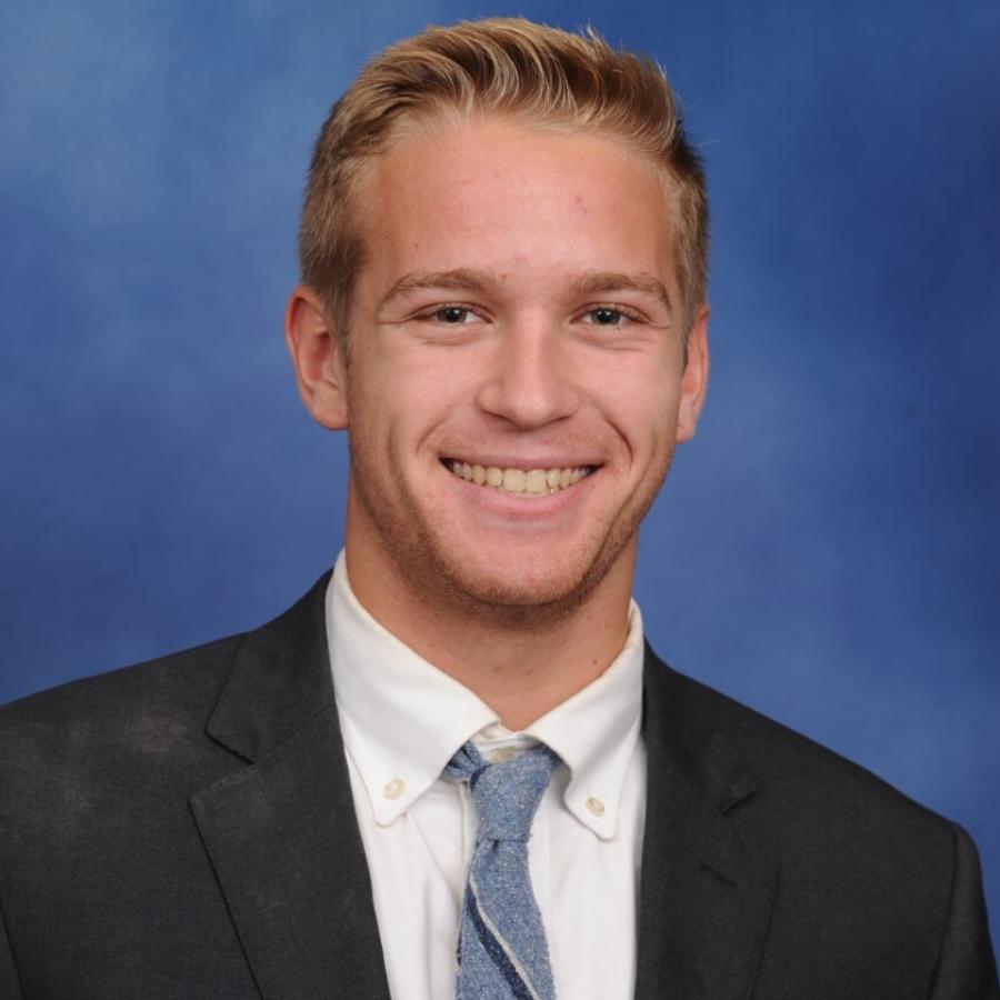 BiP Student Dylan Grocer
