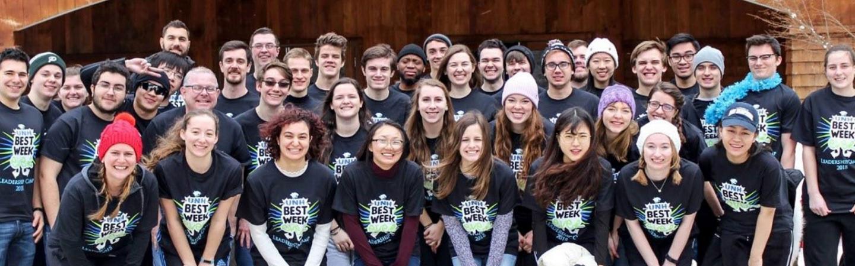 Leadership Camp Group Photo