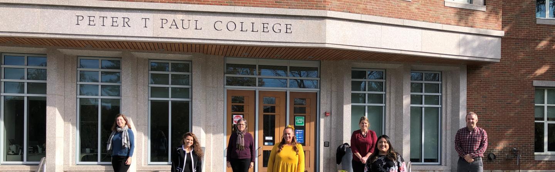 Paul College Graduate Programs Staff