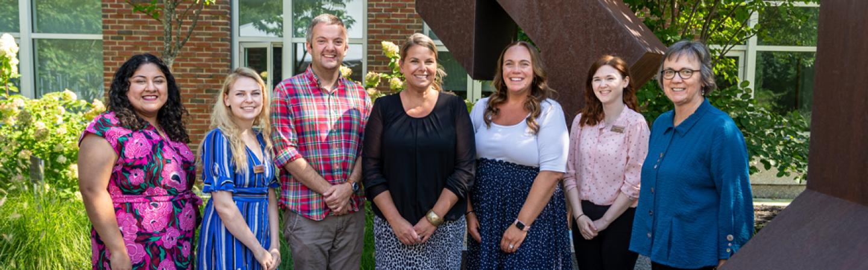 Fall 2021 Graduate Programs Staff