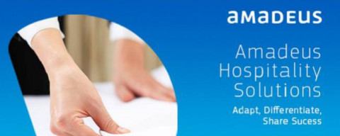 Amadeus hospitality software solutions - adapt, differentiate, share success