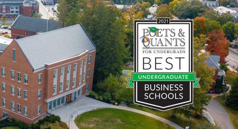 Best Business School for Undergraduates 2021 Poet & Quants Rankings