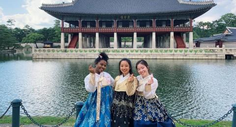 Kimberly Tsui-Seoul, South Korea