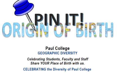 paul college world map pin it