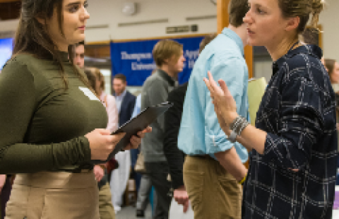 Paul College career events
