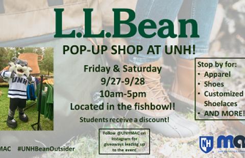 LLBean Pop-up Store