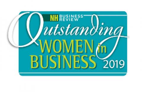 Outstanding Women in Business 2019 logo