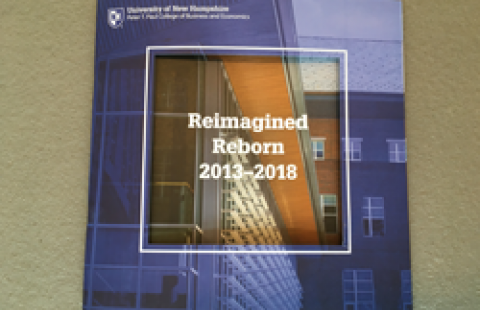 Reimagined Reborn AACSB Paul College