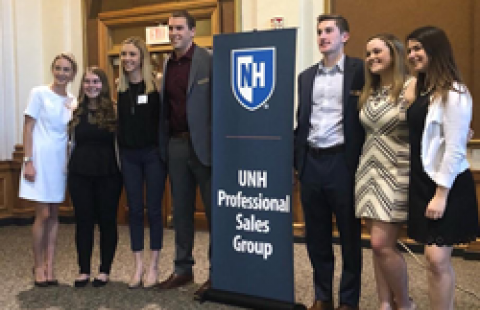 Professional Sales Group officers fall 2019