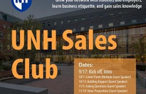 UNH Sales Club