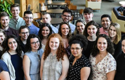 2019 Social Innovation student interns