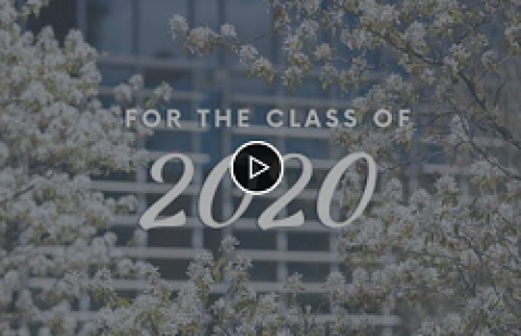 goodbye class of 2020 video