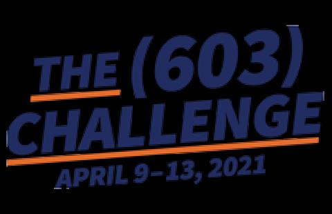(603) Challenge April 9-13, 2021