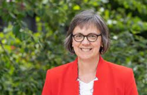 Associate Dean Vicky Parker
