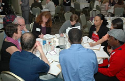Social justice educator training