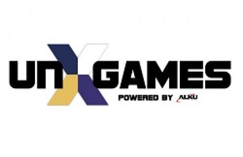 UNX Games logo