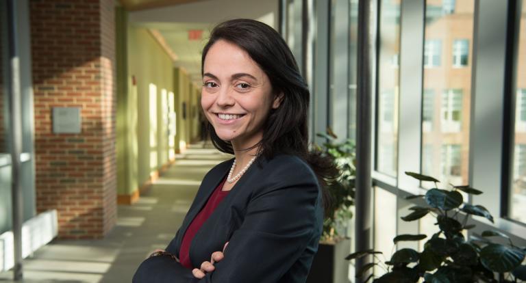 Associate professor of marketing Billur Akdeniz studies marketing strategy and analytics