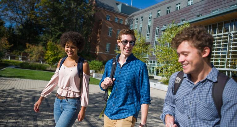 caroline muse paul college students