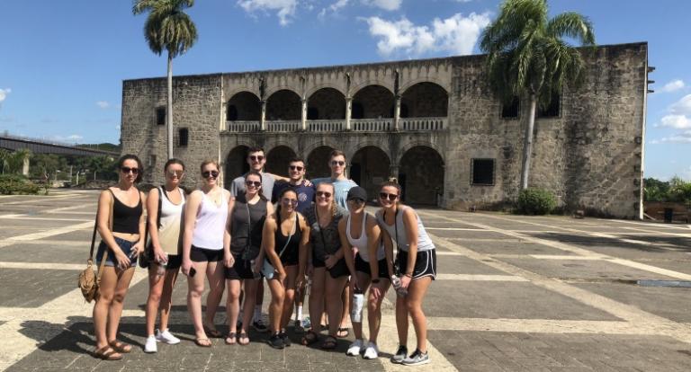 Dominican Republic j-term course