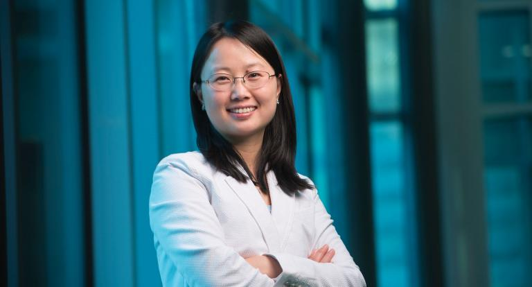 Assistant professor of strategic management Jianhong Chen studies corporate leadership
