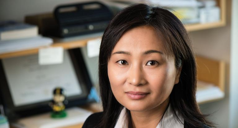 Associate professor of finance Yixin Liu studies corporate cash holdings