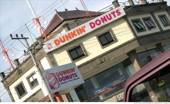 Dunkin' Donuts Number 5000