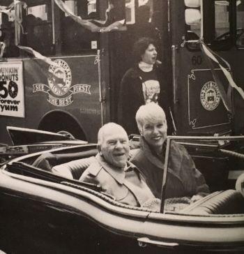 Bill and Ann Rosenberg