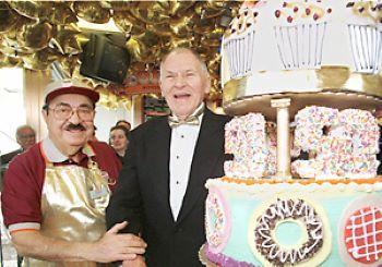 William Rosenberg and Michael Vale