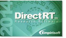 DirectRT research software