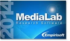 MediaLab research software