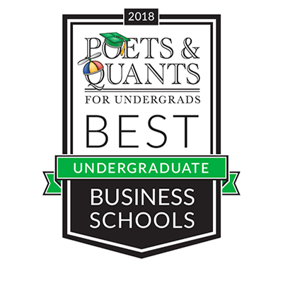 Poets & Quants Best Business Schools 2018