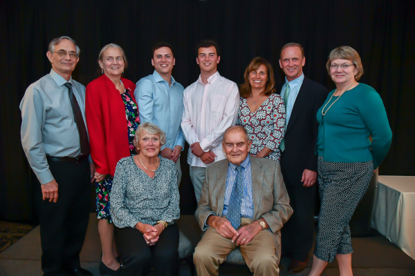 2019 Lifetime Achievement Award Center for Family Business Winners